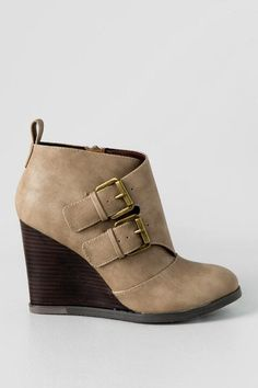 Winkie Wedge Ankle Boot $58
