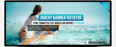 Go To jQuery Banner Rotator
