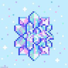 Pixel Pattern, Pattern Art, Perler Bead Art, Perler Beads, 8 Bit Art, Pixel Art Templates, Minecraft Pixel Art, Perler Patterns, Fuse Beads