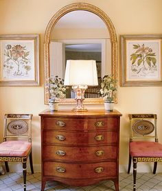 Love the mirror and chest   # Pin++ for Pinterest #
