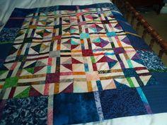 Missouri Star Quilt Company - If I won the Chevron Fat Quarter Bundle I'd make ..tons more quilts!!!!