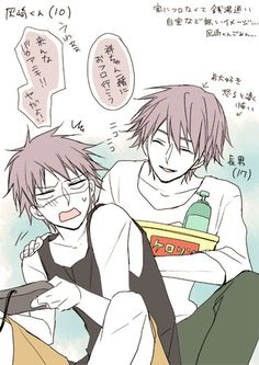 pixiv is an illustration community service where you can post and enjoy creative work. A large variety of work is uploaded, and user-organized contests are frequently held as well. Akakuro, Kuroko's Basketball, Kuroko No Basket, Boku No Hero Academia, Manga, Funny, Anime, Illustration, Community Service