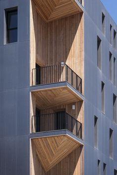 Xavier Leibar et Jean-Marie Seigneurin Architectes | patrick miara