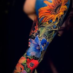 Tattoos | Tattoo Awards Website Features, Tattoos Gallery, Arm Tattoo, Cool Tattoos, Watercolor Tattoo, Tattoo Ideas, Awards, Graphics, Eyes
