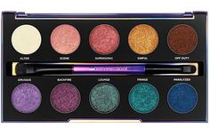NEW! Urban Decay Afterdark Palette for Spring 2017, if you need more color and texture in your collection, this is a great pick. Via Chic Profile