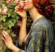♪ Arte de John William Waterhouse