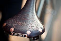 Kinfolk for Wallpaper* Brooks Saddle