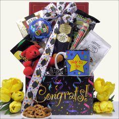 Graduation Gift Basket