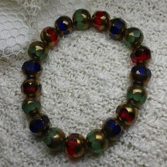 Colorful Lanterns Bracelet