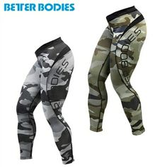 Camo workout tight - MUST have them in the army green print.  Size M.