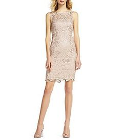 Find stunning women's cocktail dresses and party dresses at Dillard's. Stand out in lace and metallic cocktail dresses and party dresses from all your favorite brands. Metallic Cocktail Dresses, Womens Cocktail Dresses, Mob Dresses, Formal Dresses, Mothers Dresses, Stunning Women, Adrianna Papell, Dillards, Lace Dress