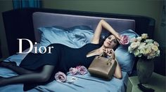 Marion Cotillard for Lady Dior Fall Winter 2015