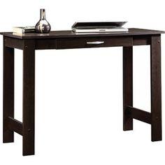 Sauder Beginnings Writing Table, Cinnamon Cherry #shopping #table #desk
