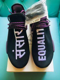 1b2dac829 Adidas x pharrell williams hu holi nmd mc shoes uk10.5 us 11 brand new