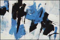 afro balsadella  / viale delle arche / 1958 / oil on canvas