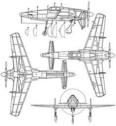 イメージ0 - 局地戦闘機「震電」の可能性の画像 - 鳳山雑記帳 - Yahoo!ブログ