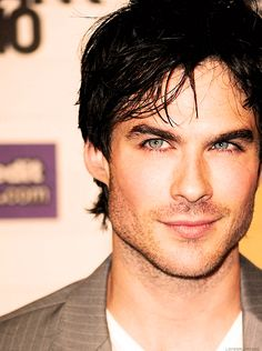 Ian Somerhalder. @Missy Melhorn here is another possible Christian Grey.