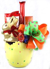 You will want to send this one to everyone you know as an easter lovely lindt httpboodlesofbasketswordpresseasterlovely easter gift basketswordpress negle