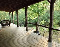 Pinterest Rustic Porches | Rustic Porch | .verandathings+porchswings. | Pinterest