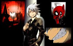 Soul Eater Evans and all that he is.