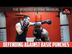 In this video amateur boxing champion Carlos Moreno and fitness Guru Simon Zhao explain and demonstrate various techniques for defending againds basic boxing. Boxing Techniques, Martial Arts Techniques, Self Defense Techniques, Martial Arts Training Equipment, Martial Arts Workout, Boxer Workout, Kickboxing Workout, Muay Thai Training, Boxing Training