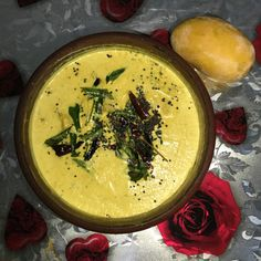 mambazha pulissery,ripe mango curry with yogurt,mampazha kalan,kerala cuisine,onasadhya recipe,south indian cuisine