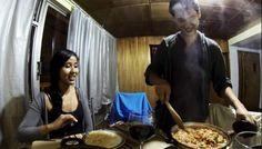 Une ratatouille dégustée avec Priscilla à Cuenca, en Équateur, au cours d'un petit blues du pays.