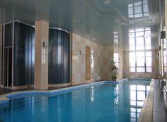 "Villa with pool in Moscow suburbs by Architectural bureau ""ARPM"" / Architekturbüro ""ARPM"" / Архитектурное бюро - мастерская «АРПМ» www.arp-m.com"