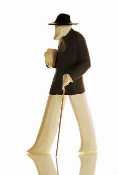 Mini Sculpture : Tanaka Kazuhiko + Zakurosha Inc.