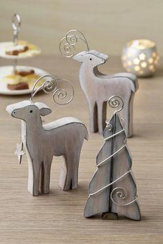 weihnachtsdeko - weihnachten! großes rentier, elch aus holz - ein ... - Weihnachtsdeko 2015 Holz