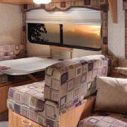 Class B Motorhome Buyers Guide Forestriver Lexington Interior View