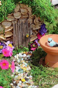 Dekoratif Mini Bahçe Nasıl Yapılır? 18