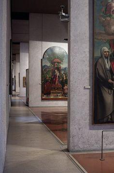 Castelvecchio Museum, Carlo Scarpa Museum Architecture, Brick Architecture, Classical Architecture, Sendai, Miyagi, Museum Exhibition, Art Museum, Italy Pictures, Best Of Italy