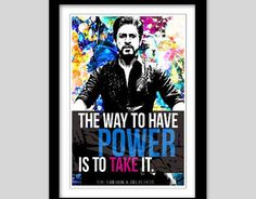 """Check out new work on my @Behance portfolio: """"Shah Rukh Khan in Raees Wall Art"""" http://be.net/gallery/33983622/Shah-Rukh-Khan-in-Raees-Wall-Art"""