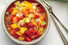 Chow Chow Recipes: Three-Pepper Chowchow