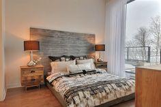 Evolo 2 - chambre à coucher où le bois est à l'honneur. Condominium, Tour, Outer Space, Bedroom