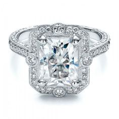 Custom Diamond Engagement Ring from Joeseph Jewelry