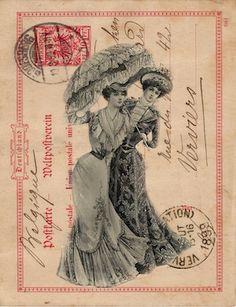 Pub Vintage, Vintage Labels, Vintage Ephemera, Vintage Cards, Vintage Paper, Vintage Postcards, Vintage Images, Printable Postcards, Free Postcards