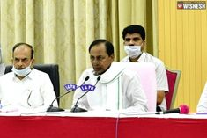 KCR Extends Lockdown Till May Except For Some Relaxations: Telangana Chief Minister KCR had a meeting with the state cabinet last evening and he met the press to announce about the key decisions made. May 31, Sports Complex, He Said That, News Channels, Live News, News Online, Relax, People, Watch