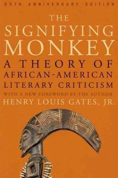 Hailed in The New York Times Book Review as eclectic, exciting, convincing, provocative and in The Washington Post Book World as brilliantly original, Henry Louis Gates, Jr.'s The Signifying Monkey is