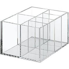 MUJI - Acrylic Partition Desk Tidy - due in stock 14/07