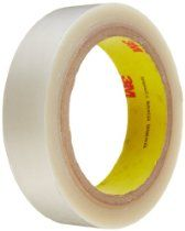 TapeCase 2A05C 1in X 300ft Protective Film Tape (1 Roll) //  Description Protective tape 2A05C is a co-extruded polyethylene that has a low-tack adhesive system to help you provide temporary protection for a variety of surface protection applications. //   Details   Sales Rank: #127023 in BISS  Brand: TapeCase Model: 2A05-1 X 300' Number of items: 1  Features  co-extruded polyethylene that has a l// read more >>> http://Denison726.iigogogo.tk/detail3.php?a=B007Y7CIFM