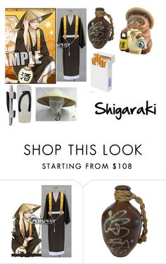 """Shigaraki"" by scorpio-aki ❤ liked on Polyvore featuring COS"