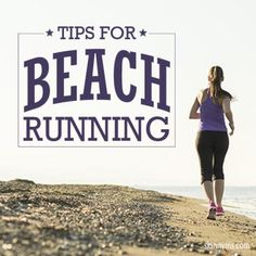 Beach running rocks!  Here are some awesome Tips for Beach Running that have helped me a lot.