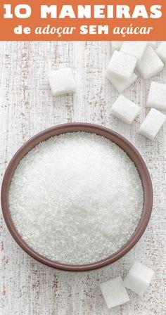 Substitutos naturais e realmente saudáveis ao açúcar