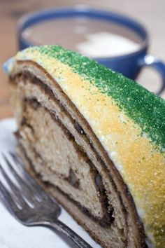 Make your own King Cake!