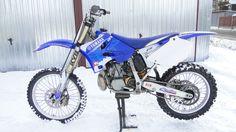 yamaha yz 250 2T 2006 2007