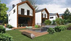 Projekty domów ABCentrum-DOM / Projekt DZP-4-BL