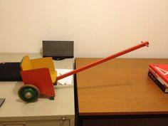 Dutch 1920s/30s ADO children's cart. Design Ko Verzuu 1939 Status: Sold by merzbau