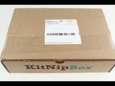 KitNipBox June 2015 Unboxing + Coupon